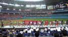 都市対抗野球!四国銀行の応援!